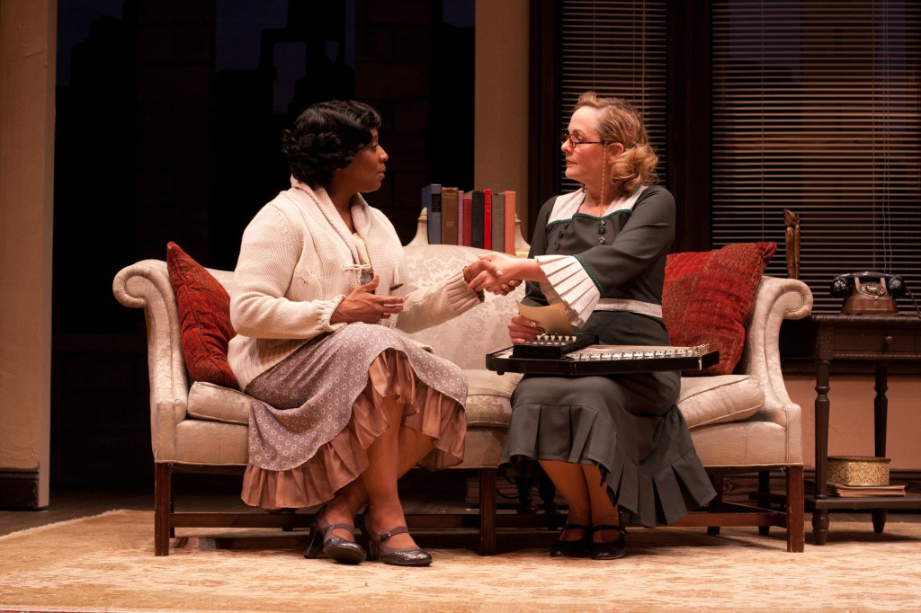 Northlight Theatre presents Black Pearl Sings! by Frank Higgins – with E. Faye Butler and Susie McMonagle – directed by Steve Scott – Chicago Theater Review by Dan Zeff
