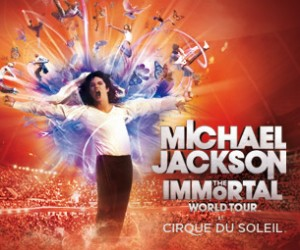 Post image for Las Vegas / National Tour Theater Review: MICHAEL JACKSON THE IMMORTAL WORLD TOUR