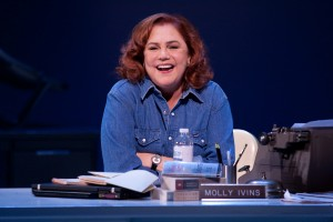 Red Hot Patriot: The Kick-Ass Wit of Molly Ivins, by Margaret Engel and Allison Engel – directed by David Esbjornson - with Kathleen Turner – Los Angeles Theater Review by Harvey Perr