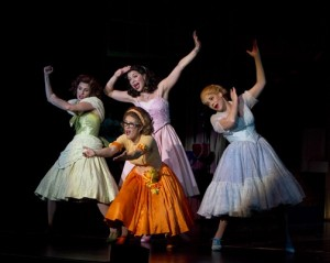 The Marvelous Wonderettes San Diego Musical Theater Production February 2012