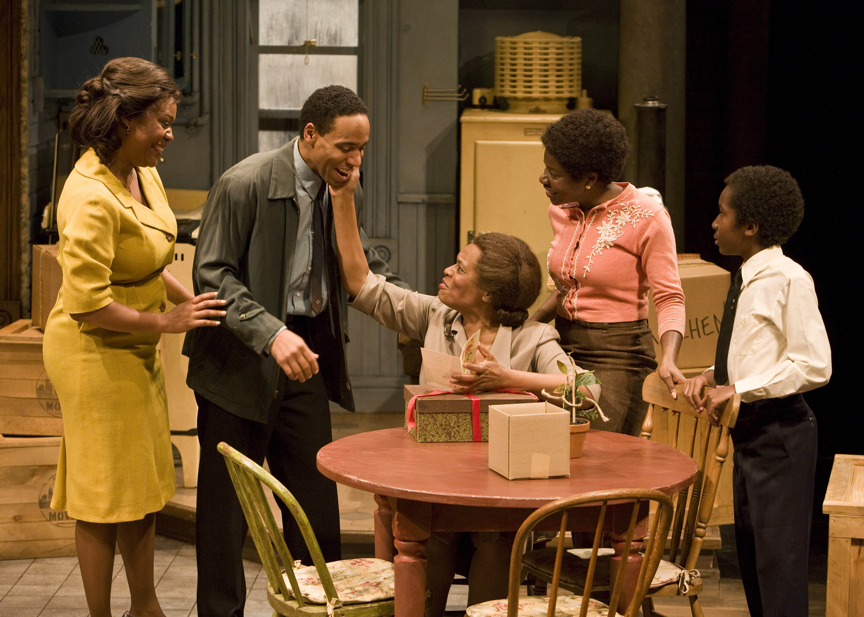 Los Angeles Theater Reviews Clybourne Park Mark Taper Forum A  A Raisin In The Sun And Clybourne Park  Los Angeles Theater Review By  Harvey Perr