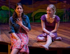 Hesperia by Randall Coburn at the Writers' Theatre – directed by Stuart Carden – Chicago Theater Review by Dan Zeff
