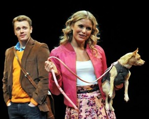 Legally Blonde AT The Marriott Theatre in Lincolnshire - Laurence O'Keefe and Neil Benjamin – directed by Marc Robin – Chicago Theater Review by Dan Zeff