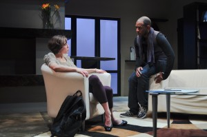 The Girl in the Yellow Dress - Lifeline Theatre - Chicago Theater Review by Dan Zeff