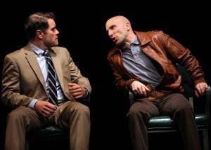 A Steady Rain by Keith Huff at Marin Theatre Company – directed by Meredith McDonough – Bay Area Theater Review by Tony Frankel