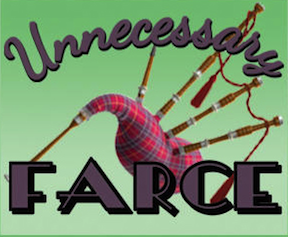 Post image for Chicago Theater Review: UNNECESSARY FARCE  (First Folio Theatre, Mayslake Peabody Estate in Oak Brook)