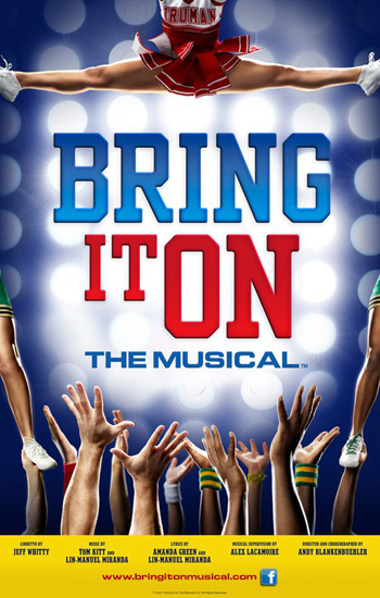 Post image for Chicago Theater Review: BRING IT ON: THE MUSICAL (Cadillac Palace Theatre in Chicago)
