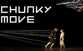 Post image for Los Angeles Dance Review:  CONNECTED (Chunky Move at Luckman Theater)