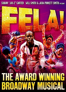 Post image for Theater Review: FELA! (National Tour at the Oriental Theatre in Chicago)