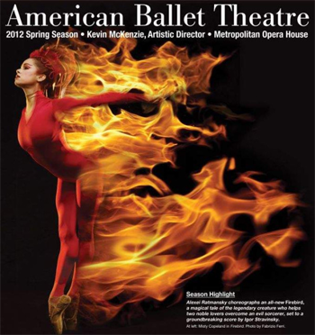 Post image for Regional Dance Feature: FIREBIRD (American Ballet Theatre at Segerstrom in Costa Mesa)