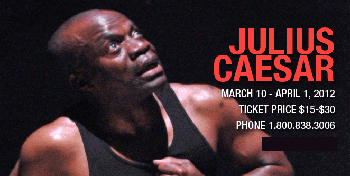 Post image for Theater Review: JULIUS CAESAR (African-American Shakespeare Company in San Francisco)