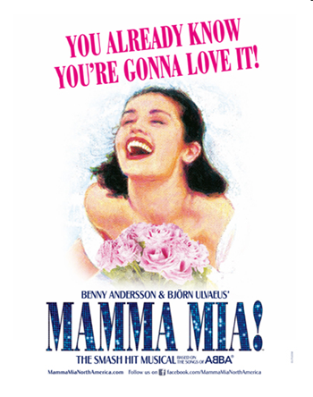 Post image for Los Angeles Theater Review: MAMMA MIA! (Pantages Theatre in Hollywood)