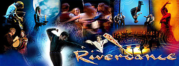 Post image for World Tour Theater Review: RIVERDANCE (Oriental Theatre in Chicago)
