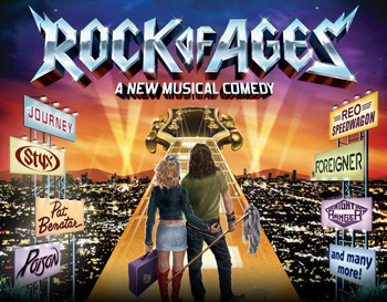 Post image for Theater Review: ROCK OF AGES (National Tour reviewed at the Hollywood Pantages)