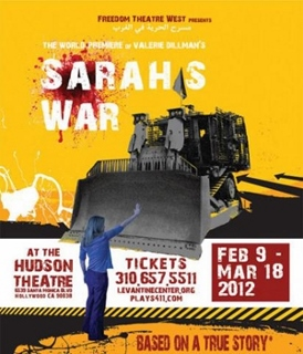 Post image for Los Angeles Theater Review: SARAH'S WAR (Hudson Mainstage Theatre in Hollywood)