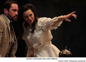 The Antaeus Company presents The Seagull by Anton Chekhov – directed by Andrew J. Traister – photos by Alexandra Goodman – review by Harvey Perr