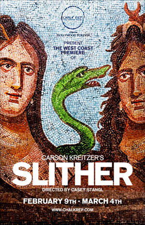 Post image for Los Angeles Theater Review: SLITHER (Chalk Repertory in Hollywood)