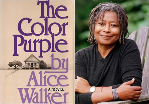 the personalities of celie in the color purple a novel by alice walker In the end of the novel mr____ and celie actually have a civilized conversation and begin to see face to walker, alice (1982) the color purple california.