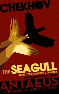 Post image for Los Angeles Theater Review: THE SEAGULL (Antaeus Theatre Company in North Hollywood)