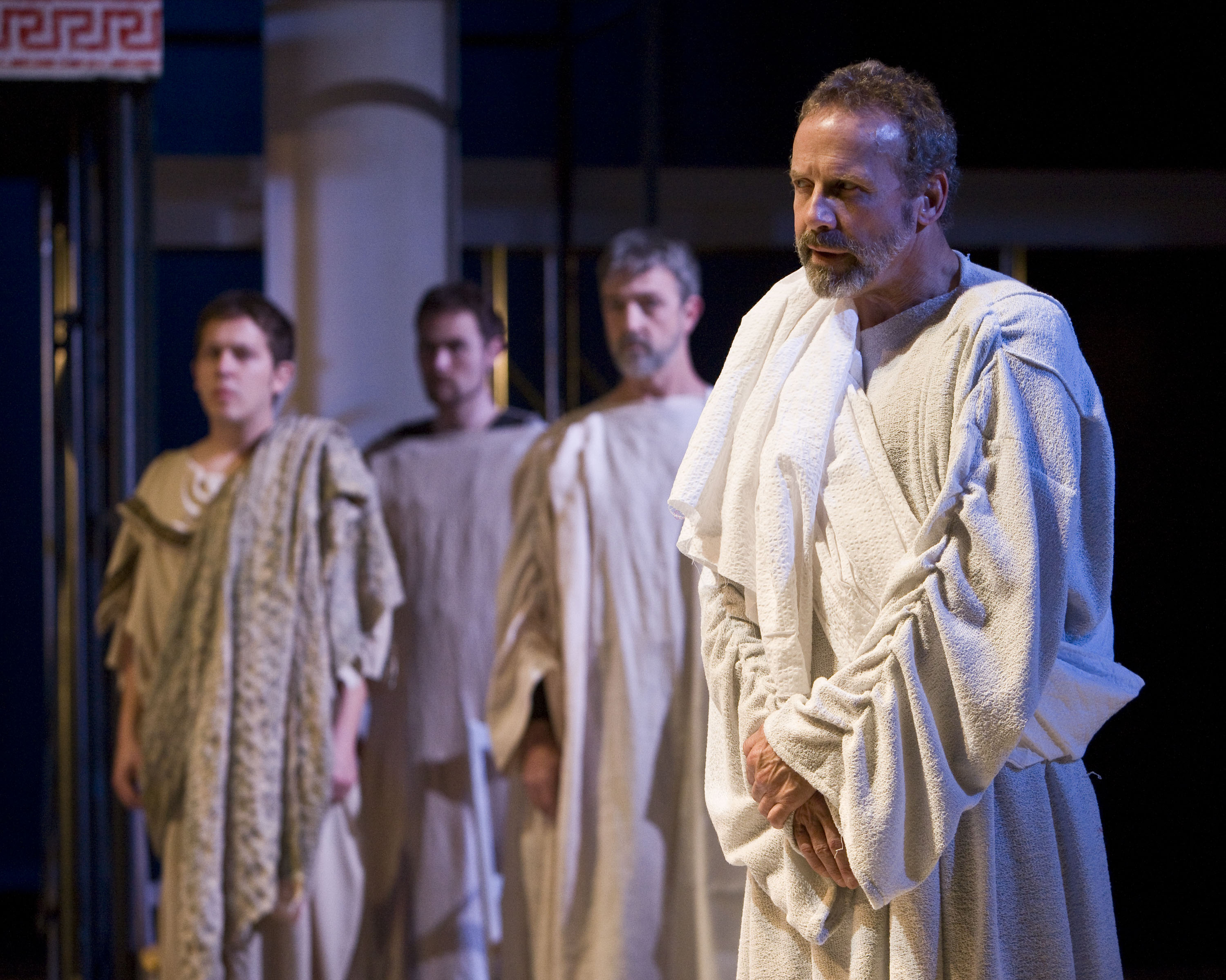 los angeles theater review antony and cleopatra a noise in there is nothing particularly comic in antony and cleopatra as a whole though the play undoubtedly has its comic moments which occasionally serve to