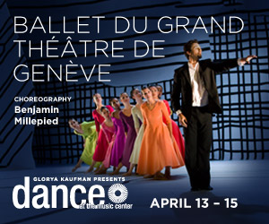 Post image for Los Angeles Dance Feature: BALLET DU GRAND THÉÂTRE DE GENÈVE (Dorothy Chandler Pavilion)
