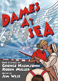 Post image for Los Angeles Theater Review: DAMES AT SEA (Colony Theatre in Burbank)