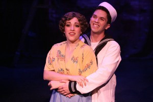 Los Angeles Theater Review: DAMES AT SEA (Colony Theatre in Burbank) - director Todd Nielsen