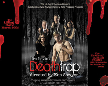 Post image for Los Angeles Theater Review: DEATHTRAP (The L.A. Gay & Lesbian Center's Davidson/Valentini Theatre)