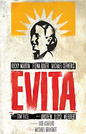 Post image for Broadway Theater Review: EVITA (Marquis Theatre)