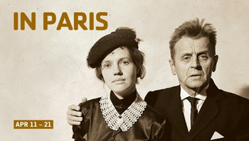 Post image for Los Angeles Theater Review: IN PARIS (The Broad Stage in Santa Monica)