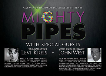 Post image for Music Review: MIGHTY PIPES (Gay Men's Chorus of Los Angeles at the First Congregational Church of L.A.)