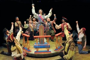 Dan Zeff Chicago Review of Pirates of Penzance at the Marriott Chicago
