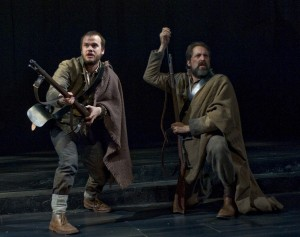 Dan Zeff Chicago Review of The March at Steppenwolf Chicago