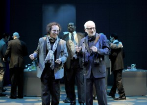 Tony Frankel Chicago review of Timon of Athens at CST