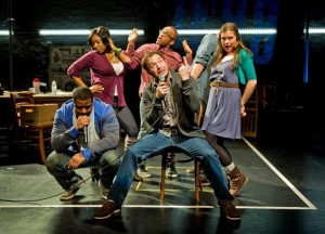 We Are Proud to Present a Presentation About the Herero of Namibia - Victory Gardens – Chicago Theater Review by Dan Zeff