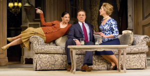 Broadway Theater Review - Don't Dress For Dinner - American Airlines Theatre
