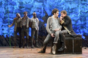 Broadway Theater Review - Peter and the Starcatcher – photo by Joan Marcus