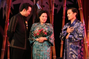 Tony Frankel's Los Angeles review of A Little Night Music at East West Players