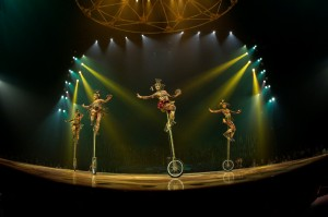 Milo Shapiro San Diego Review of Cirque du Soleil Totem