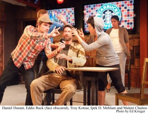 Tony Frankel Los Angeles Review of Cyrano at the Fountain
