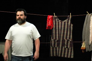 Samantha Nelson's Chicago review of Deliver Us From Nowhere: Tales from Nebraska at Tympanic Theatre