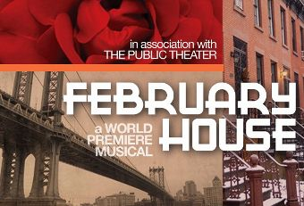 Post image for Off-Broadway Theater Review: FEBRUARY HOUSE (The Public Theater)