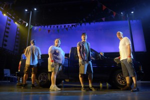 Tony Frankel's Review of Hands on a Hardbody at La Jolla