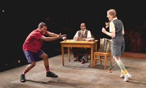 Dmitry Zvonkov's Off-Broadway Review of My Children! My Africa! At Signature