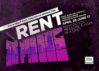 Post image for Theater Review: RENT (American Theater Company)