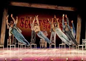 Tony Frankel's review of The Scottsboro Boys at The Old Globe