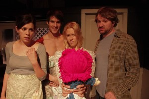 Samuel Bernstein's LA Review of Suki and Sue at the Blank