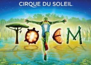 Milo Shapiro San Diego Review of Cirque du Soleil Totem