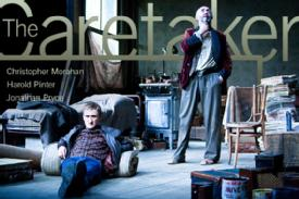 Post image for Off-Broadway Theater Review: THE CARETAKER (Brooklyn Academy of Music's Harvey Theater)