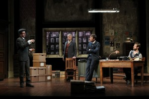 Dmitry Zvonkov's New York Review of The Common Pursuit at Roundabout